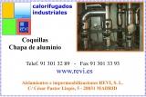 Calorifugados industriales