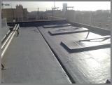 Impermeabilzación- De terrazas con resinas acrílicas